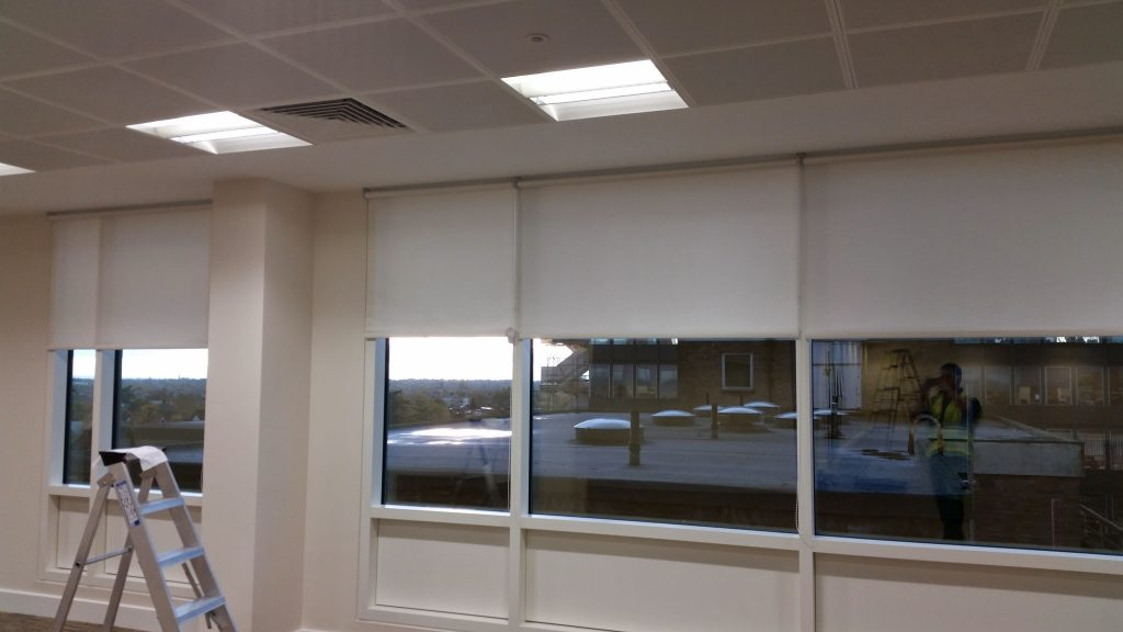Commercial And Office Blinds London Blinds London